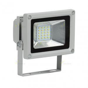 Прожектор светодиодный СДО 05-10 серый SMD IP65 IEK