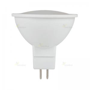 Лампа светодиодная IEK ECO MR16 софит 5Вт 230В 4000К GU5.3