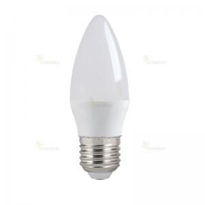Лампа светодиодная IEK ECO C35 свеча E27 7Вт 4000К