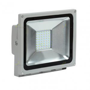 Прожектор светодиодный СДО 05-30 серый SMD IP65 IEK