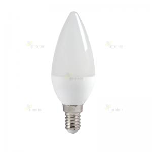 Лампа светодиодная IEK ECO C35 свеча E14 7Вт 3000К